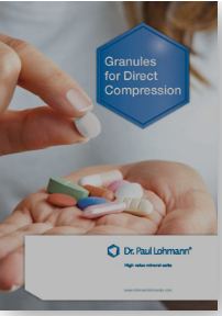 Granules for Direct Compression